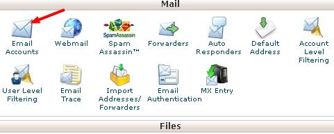 آآموزش ایجاد ایمیل در هاست لینوکس در